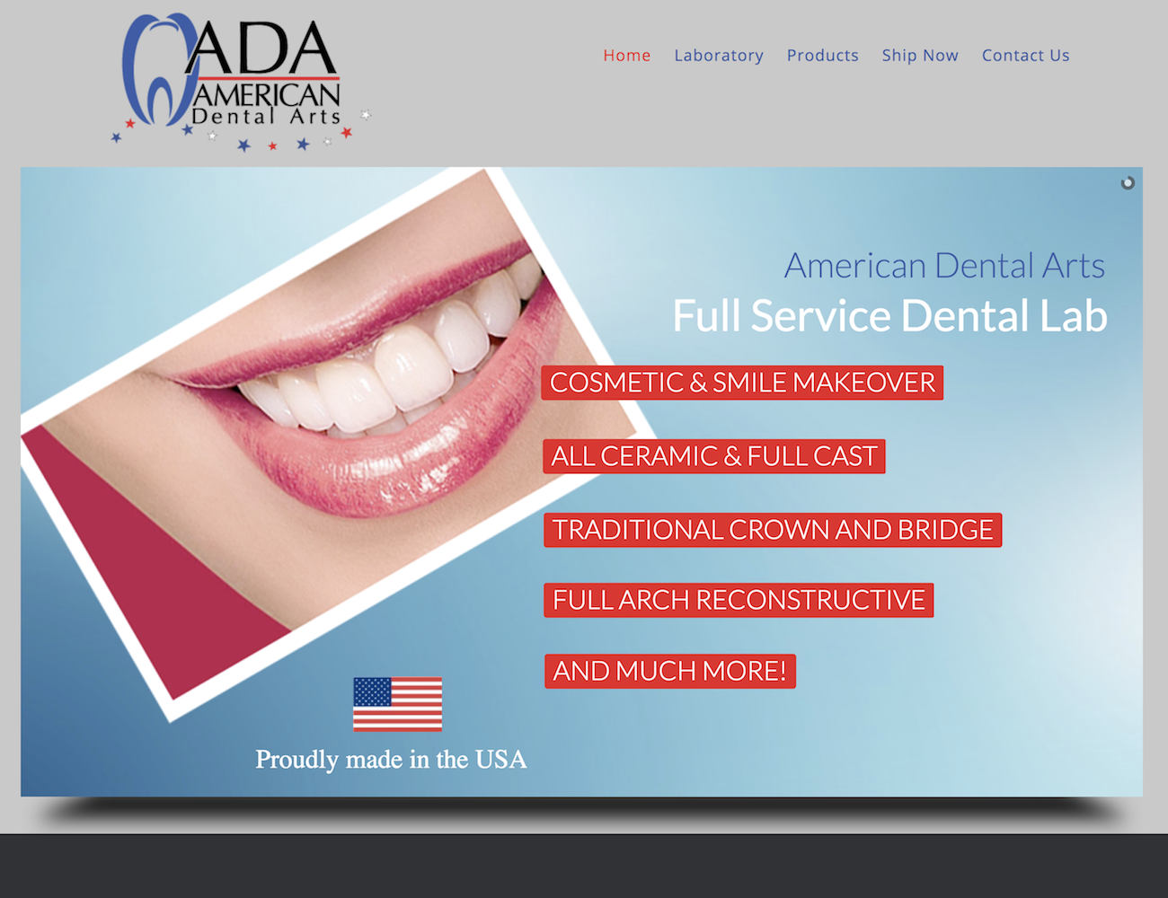 ADA dental lab